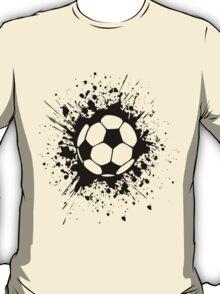 futbol : soccer splatz T-Shirt