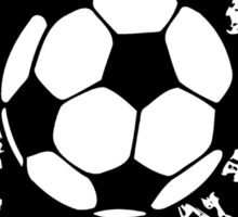 futbol : soccer splatz Sticker