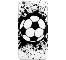 futbol : soccer splatz iPhone Case/Skin