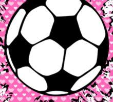 futbol : soccer splatz Sticker
