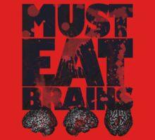 Must Eat Brains by Siegeworks .