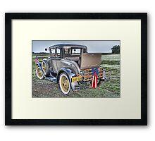 Ford Classic Framed Print