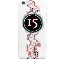 bungie games destiny titan class stripe iPhone Case/Skin