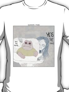 Dinosaurs + Mama T-Shirt