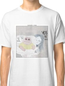 Dinosaurs + Mama Classic T-Shirt