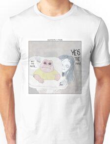 Dinosaurs + Mama Unisex T-Shirt