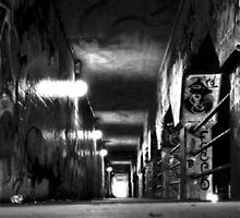 Krog st. Tunnel by pcproductions