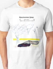 Paratroopers Dirge Unisex T-Shirt