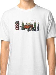 A long time ago in 1943 (far far away....in france) Classic T-Shirt