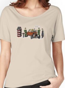 A long time ago in 1943 (far far away....in france) Women's Relaxed Fit T-Shirt