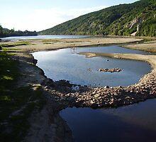 Pancharevo Lake by tonymm6491
