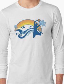 basketball summersetz Long Sleeve T-Shirt