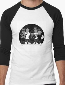 N.W.A Men's Baseball ¾ T-Shirt