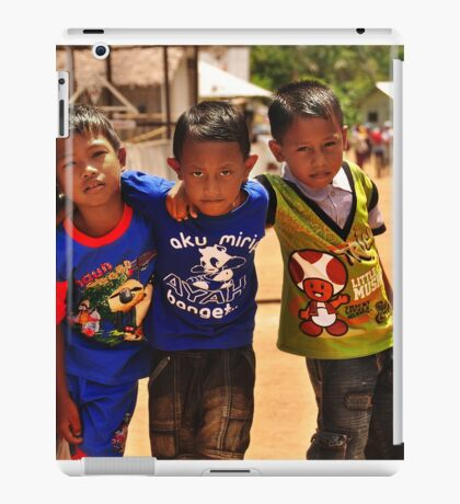 Cool Kids iPad Case/Skin