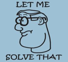 """Let Me Solve That"" by Mark McElroy"