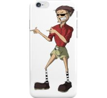Boss Man McG iPhone Case/Skin