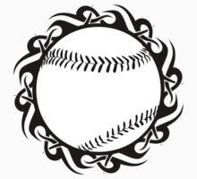 baseball : tribalz by asyrum