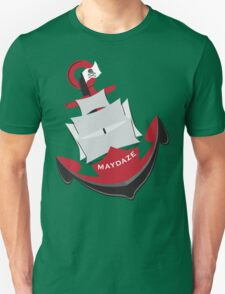 maydaze anchor Unisex T-Shirt