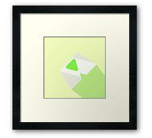 Peridot Design Steven Universe Framed Print