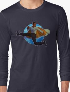 Lando Calrissian Long Sleeve T-Shirt