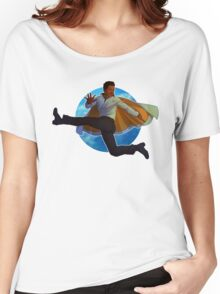 Lando Calrissian Women's Relaxed Fit T-Shirt