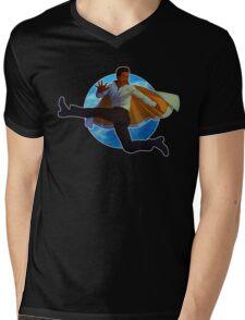 Lando Calrissian Mens V-Neck T-Shirt
