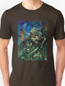 Apocalypse Cover Art: Rage Across Appalachia Unisex T-Shirt