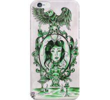 Mirror Mirror iPhone Case/Skin