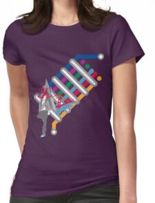 SF SCENE Womens Fitted T-Shirt