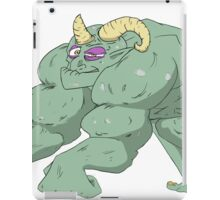 Loin Cloth Ricky iPad Case/Skin