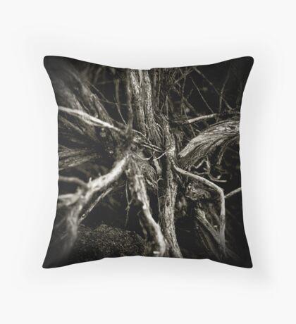 Sage Brush Throw Pillow