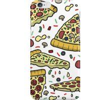 PIZZA!!! iPhone Case/Skin