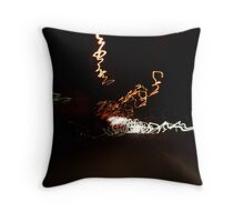 Upwardly Mobile Freeway... Throw Pillow