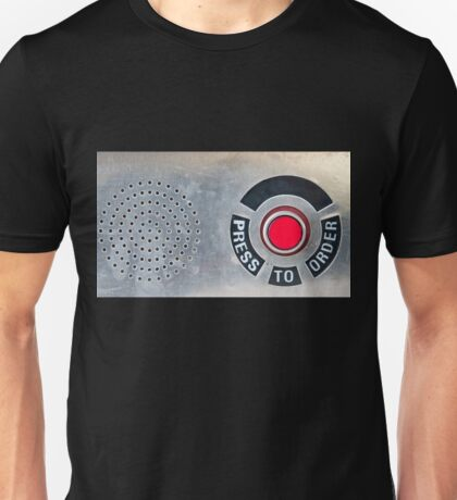 PRESS TO ORDER Unisex T-Shirt