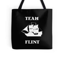 Team Flint with Ship Tote Bag