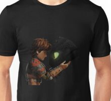 Hiccup & Toothless - Dragon Trainer Unisex T-Shirt
