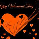 Happy Valentines Day by Fern Design
