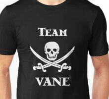 Team Vane with Skull Unisex T-Shirt