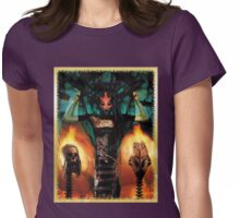 Ascension Cover Art: Dead Magic II: Secrets and Survivors Womens Fitted T-Shirt