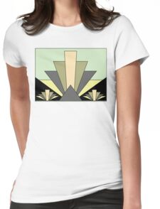 jazz age three Womens Fitted T-Shirt