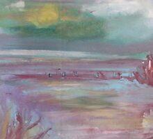 SEA BREEZE(C2013) by Paul Romanowski