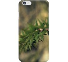 Late Morning On the Track iPhone Case/Skin