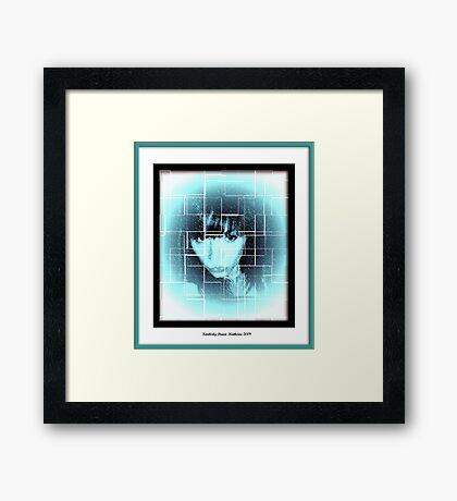 Enhancements on Adobe Photoshop Framed Print