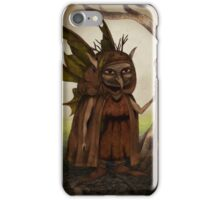 The Faery Crone iPhone Case/Skin