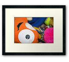 toys Framed Print