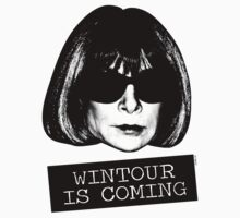 Wintour Is Coming T-Shirt