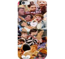 Andy & April Collage iPhone Case/Skin