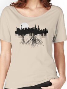 New York Musical Roots Women's Relaxed Fit T-Shirt