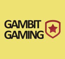 Gambit Gaming Kids Clothes