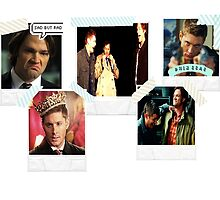 Supernatural Snapshots by Laurieb182